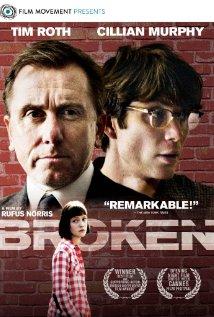 Título:  Broken  Director:  Rufus Norris  Escritor:  Daniel Clay, Mark O'Rowe  Cinematógrafo:  Rob Hardy