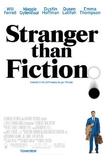 Título: Stranger Than Fiction Director: Mark Foster Escritor: Zach Helm Cinematógrafo: Roberto Schaefer