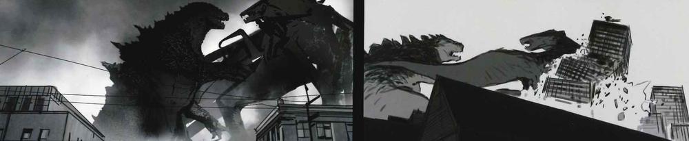 Storyboard. Ataque a San Francisco.