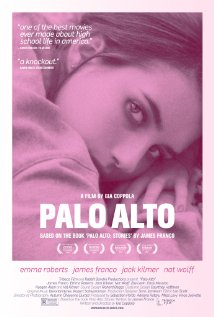 Título: Palo Alto Director: Gia Coppola Escritor: James Franco, Gia Coppola Cinematógrafo: Autumn Durald