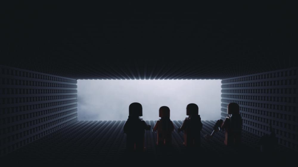 """Tributo a la película """"Arrival"""". Digital."""