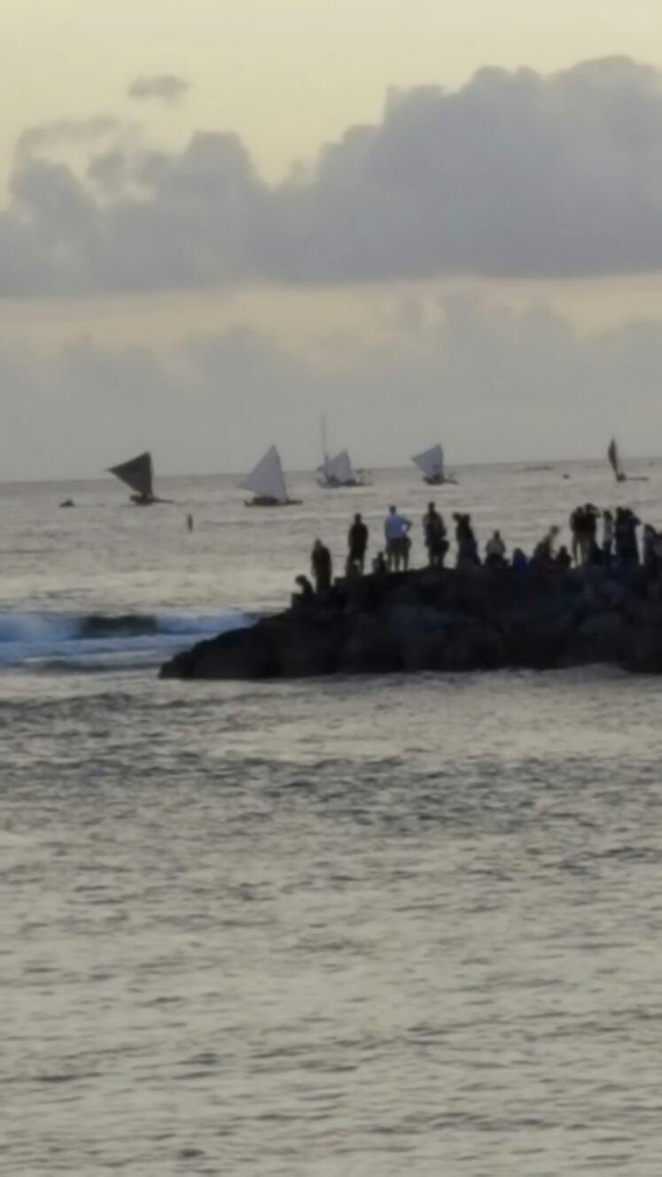 Pacific nations coming in to greet Maga'lahi Guahan