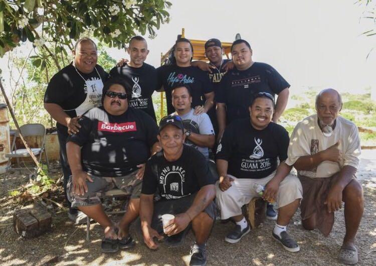 FestPac 2016 Guam Culinary Delegates