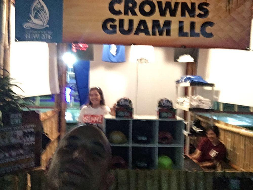 Crowns Guam