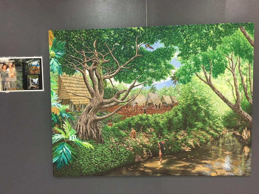 Manamko Art/Guahan Artists - Guam CAHA Gallery