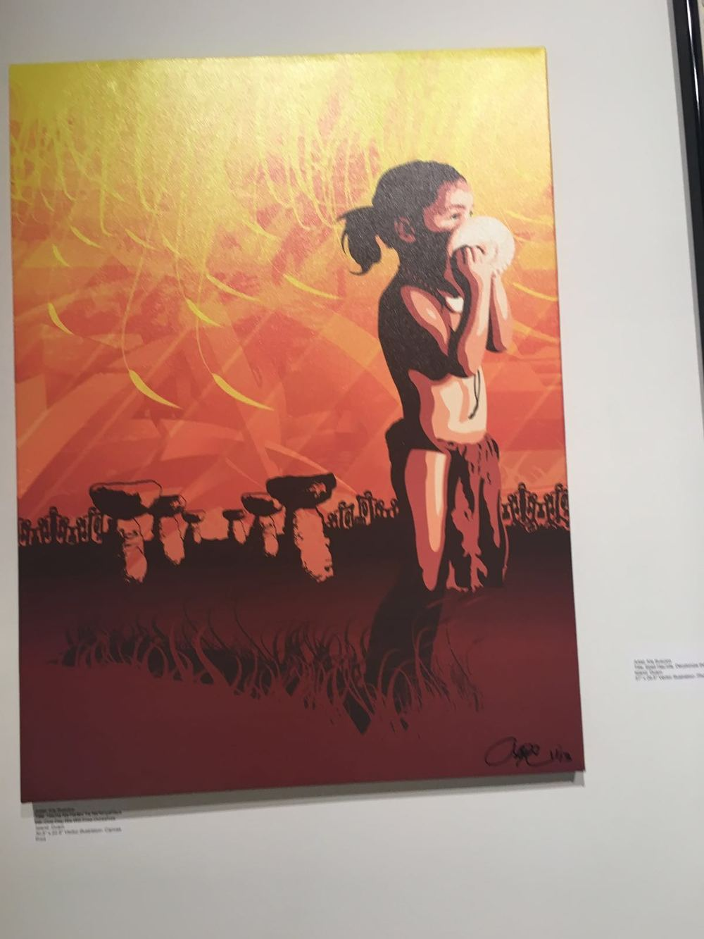 Manamko Art/Guahan Artists - Guam CAHA Gallery