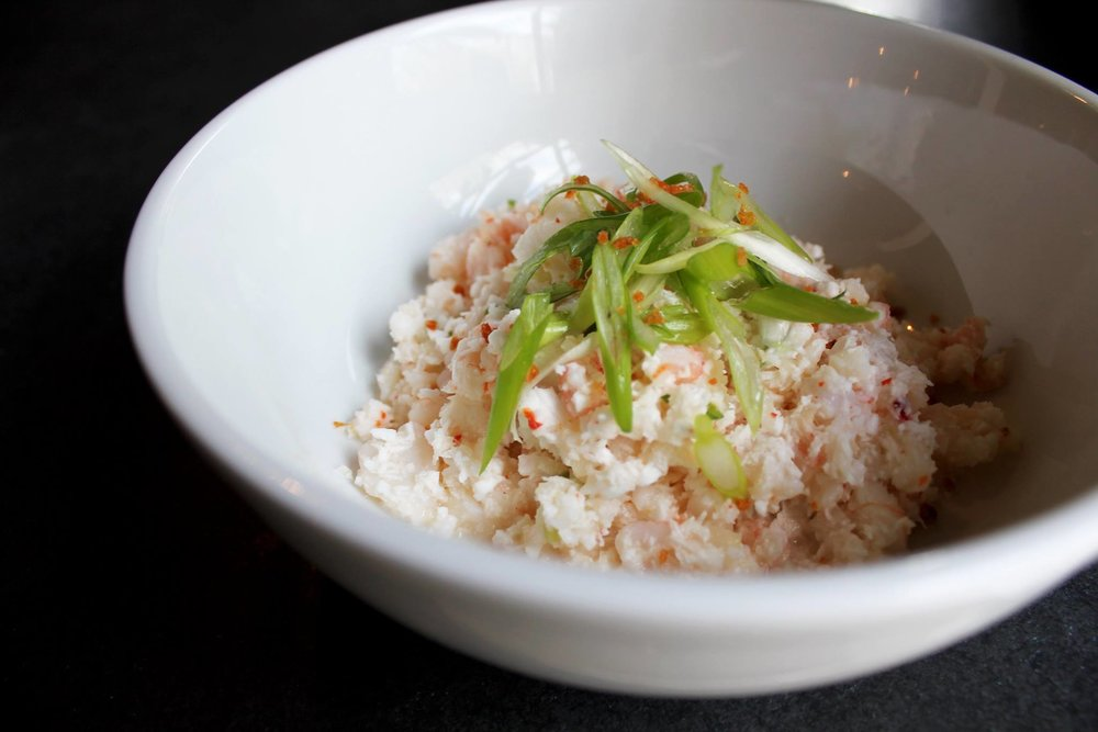 Kelaguen Uhang : Spicy Chamorro Ceviche of Shrimp and Coconut