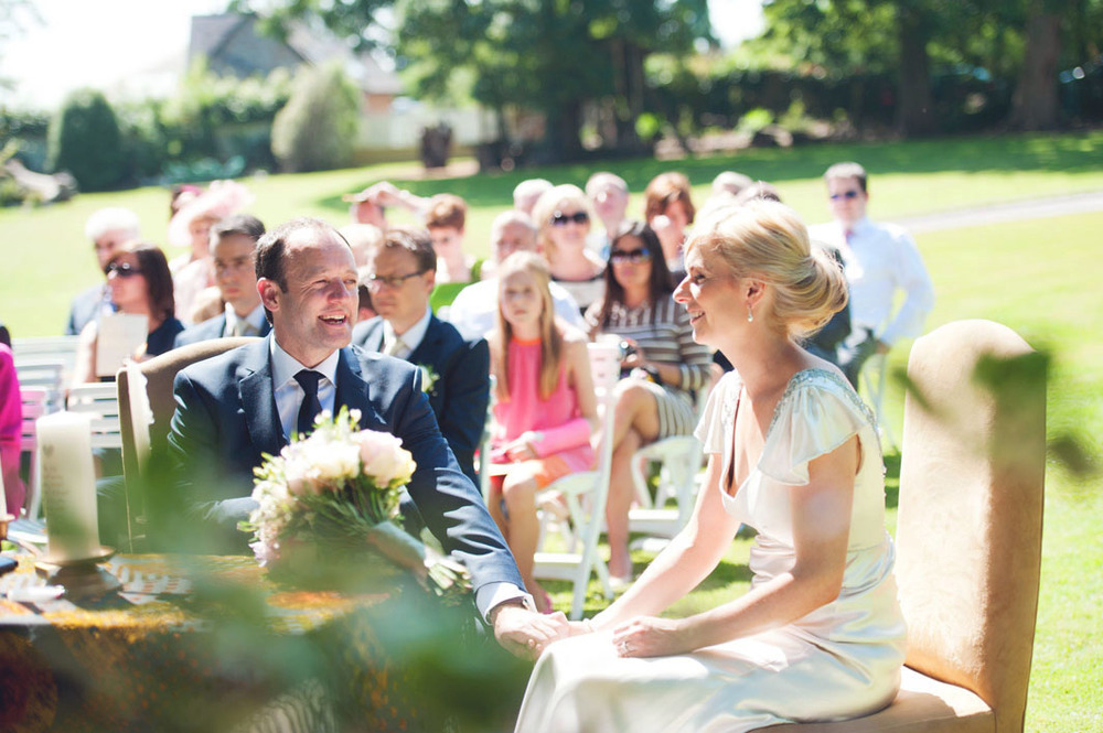 Real Weddings By KARA: The Perfect Summer Wedding In
