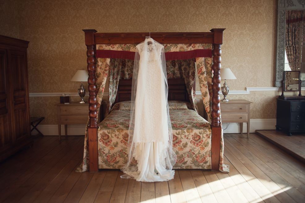 I found my dress by searching online, fell in love with a picture and searched for a stockiest and found Ciara Bridal in Powerscourt.