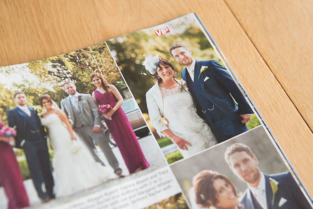 Weddings by KARA featured by VIP Magazine Ballymagarvey Village Wedding