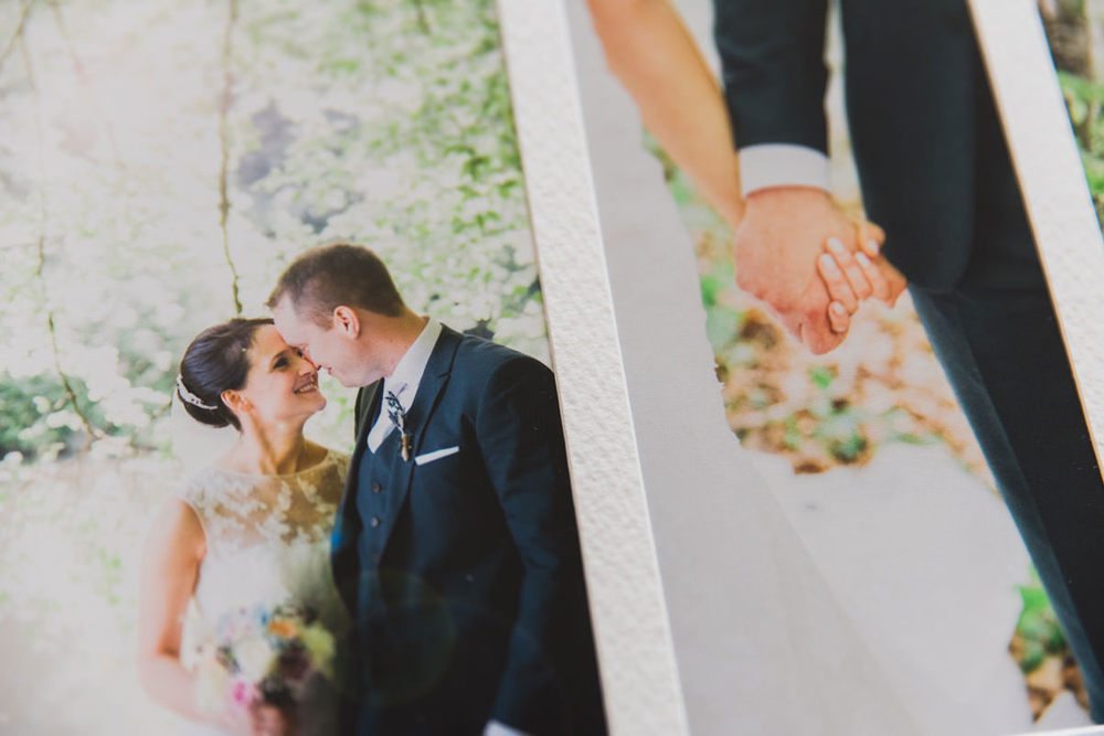 This is our gorgeous Modern Classic Wedding Album