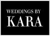 Weddings by kara logo