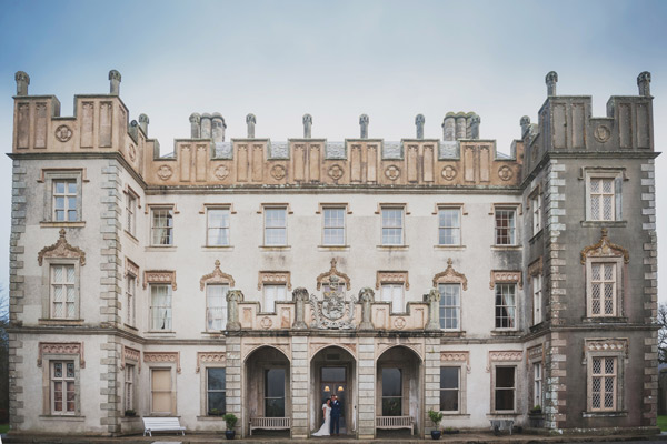 Borris House Wedding