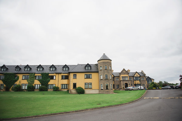 knockranny House Hotel Wedding