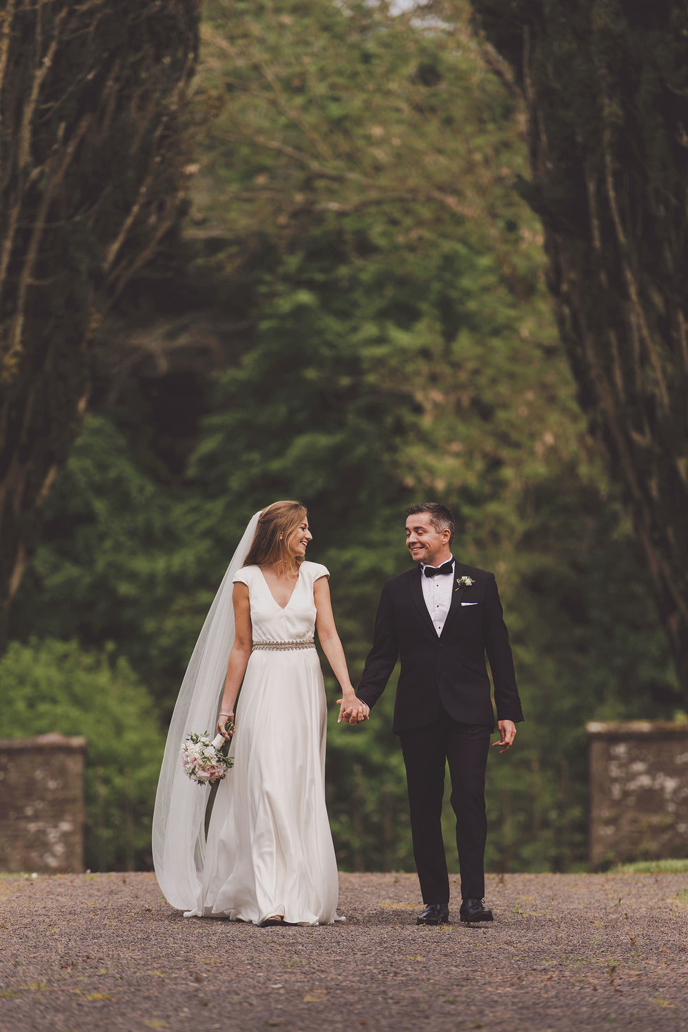 Ruth & Ross - Tankardstown House, Meath