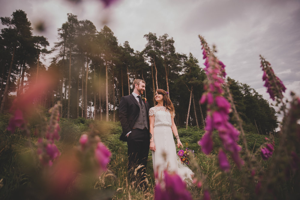 Sarah & Stephen - Kippure Estate, Wicklow