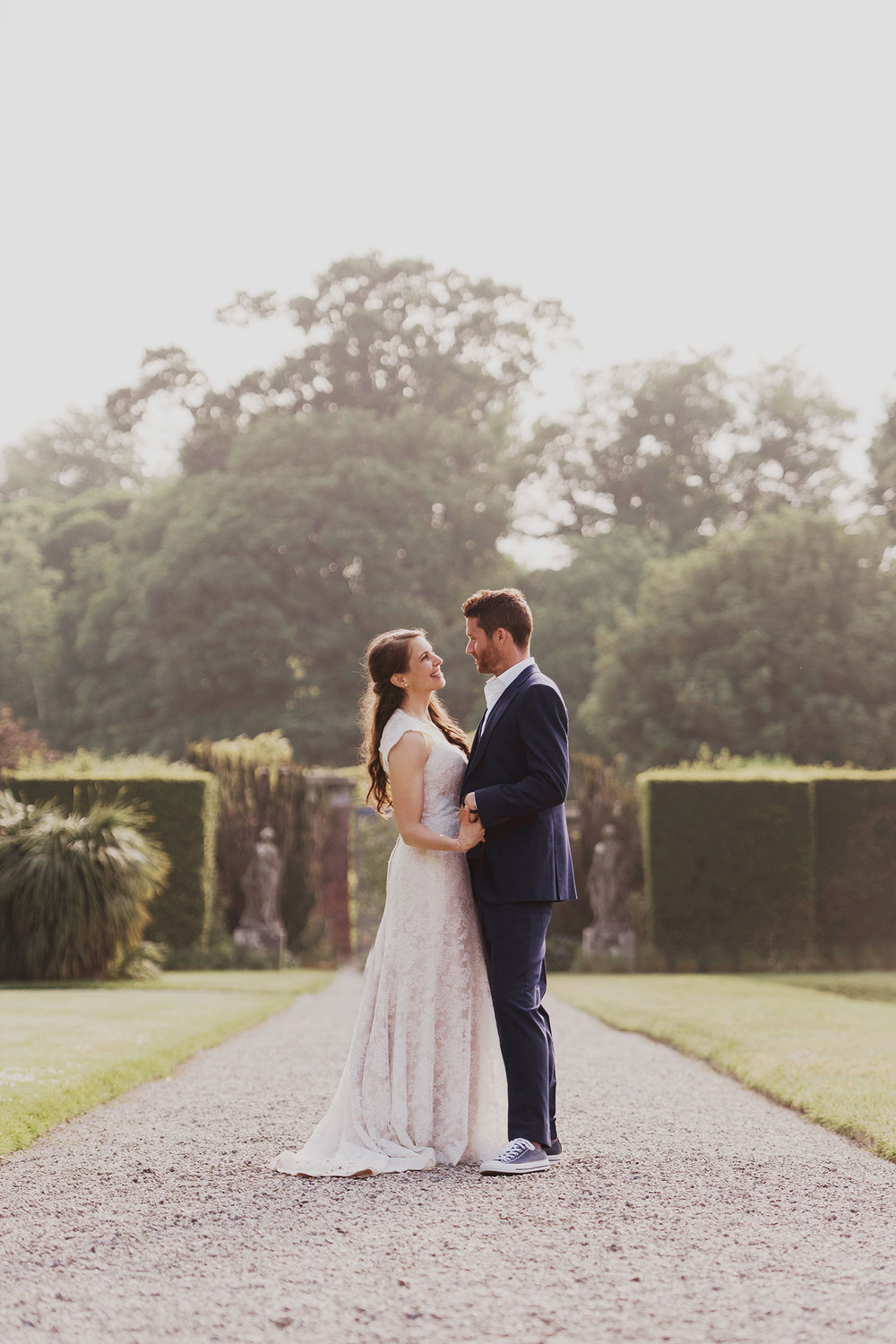 Joanna & Robert - Kilruddery House, Wicklow