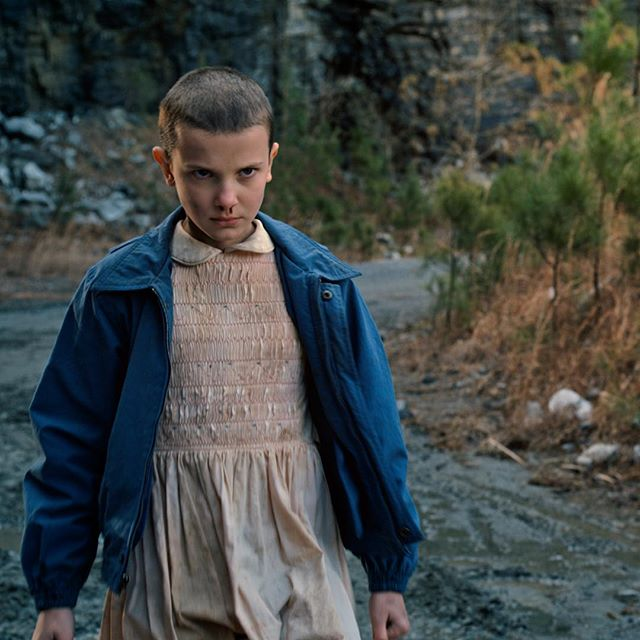 #strangerthings #eleven #hero  Seriously though, this girl is the best character to come out of Sci Fi since Ripley.