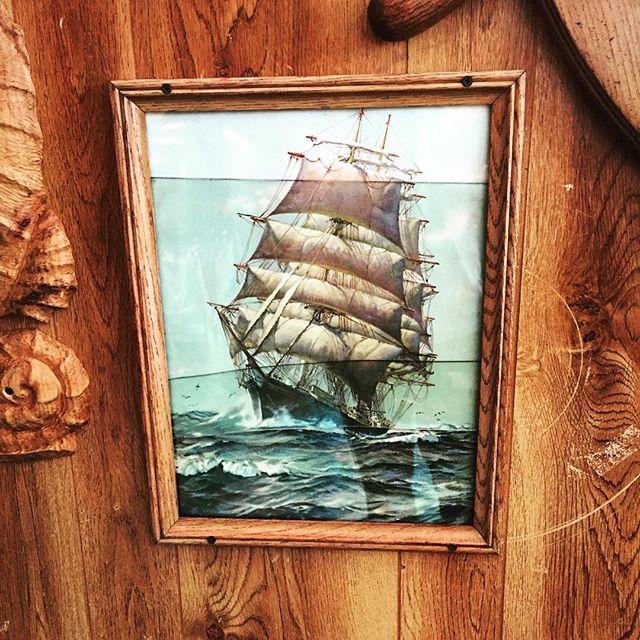 Best bar is a nautical themed bar.