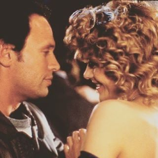 """""""I came here tonight because when you realize you want to spend the rest of your life with somebody, you want the rest of your life to start as soon as possible."""" I really need to stop watching old romantic comedies. #whenharrymetsally"""