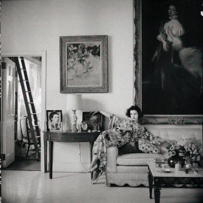 Gloria Vanderbilt 1956