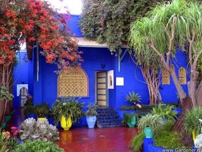 La Casa Azul- Frida Kahlo — Estilo