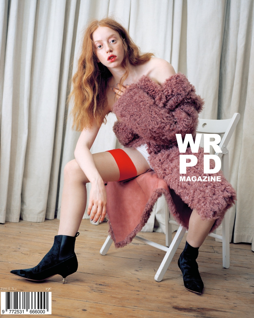 WRPD Magazine Cover