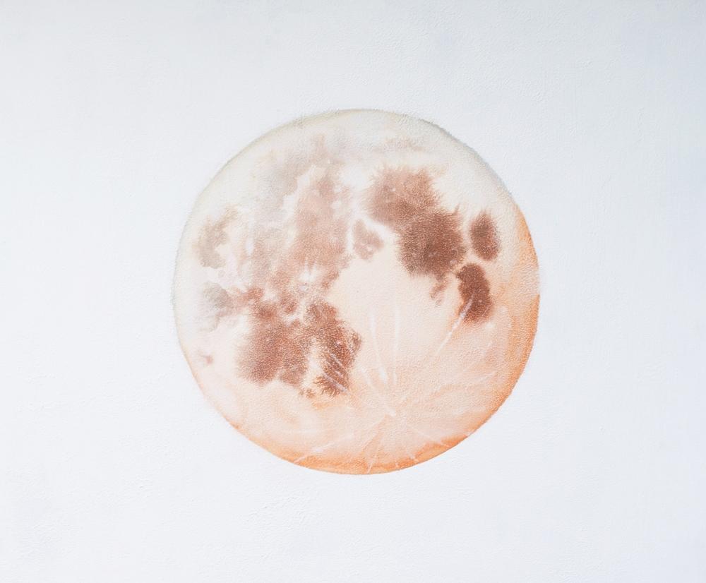 Selenelion Moon