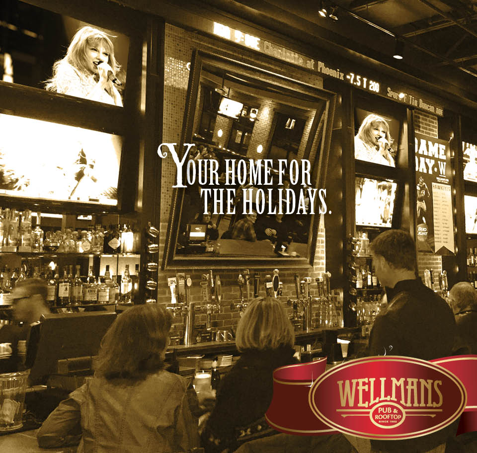 Wellman's Pub & Rooftop Holidays