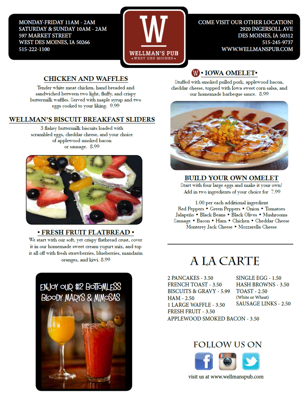 Wellman's Pub & Rooftop Brunch Menu P2.png