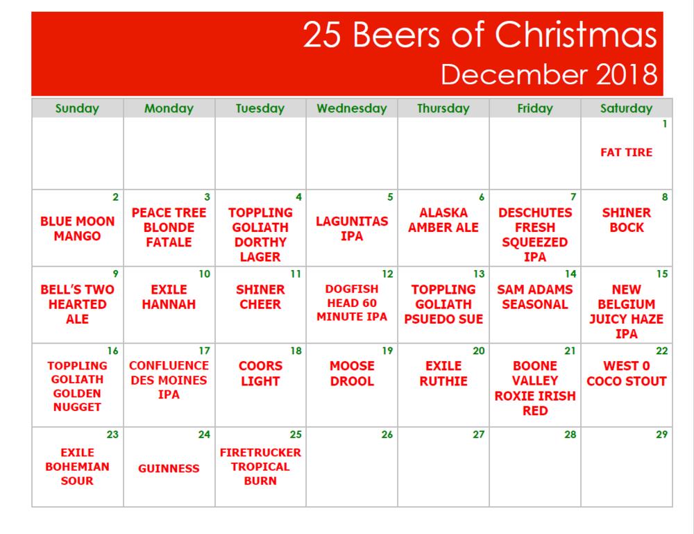 25 Beers Calendar.PNG