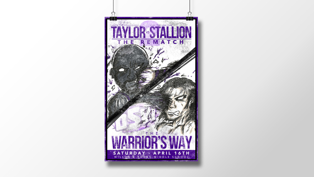 OSW Taylor vs. Stallion Speciality Poster