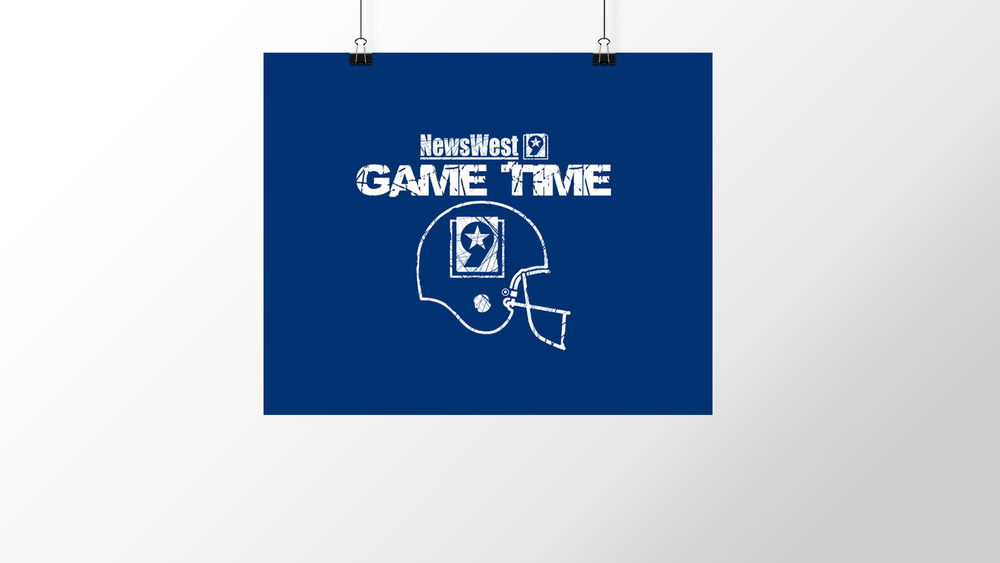 NewsWest 9 Game Time Logo