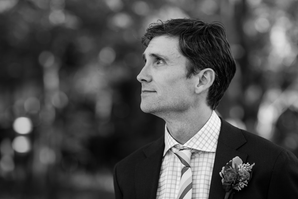 Stefy Hilmer Photography -Groom wating for his bride to walk down the aisle.jpg