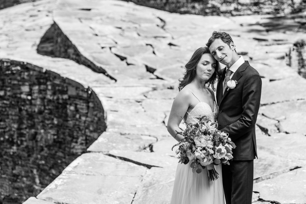 Stefy Hilmer Photography-bride and groom portraits in black and white.jpg