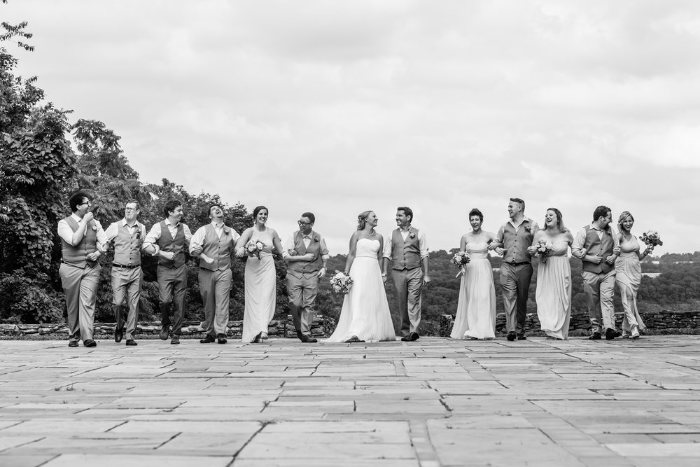 Stefy Hilmer Photography- walking shot of the bridal party.jpg