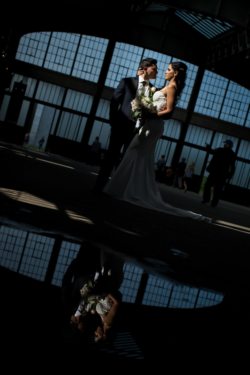 Stefy Hilmer Photography-artsy portrait of bride and groom.jpg