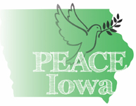 Our Benefit Sundays have raised over $30,000 for local charities. On this Sunday we will give a portion of our sales to PEACE Iowa.