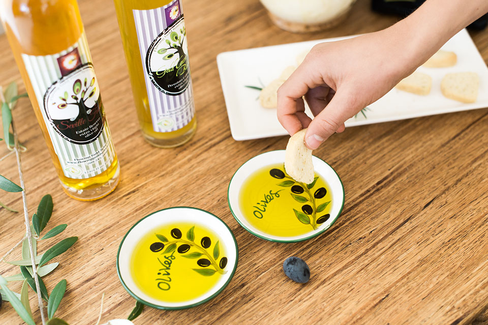 Premium California Olive Oil