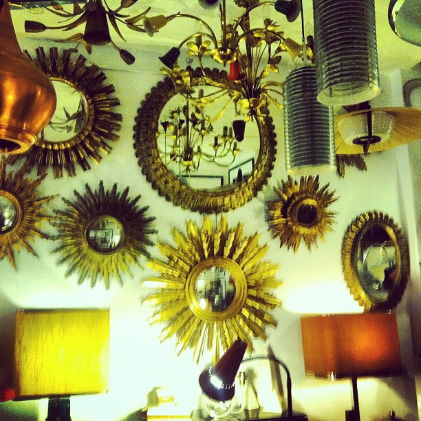 vintage shopping in madrid