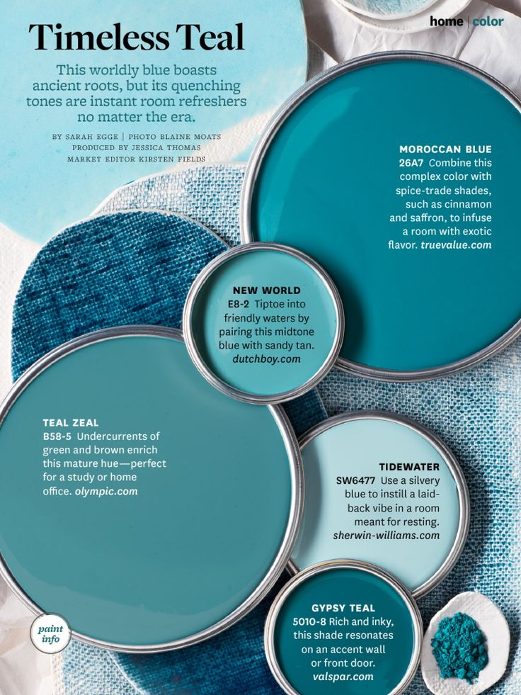 Love your wall color valspar part i the decorista - Bathroom color schemes brown and teal ...