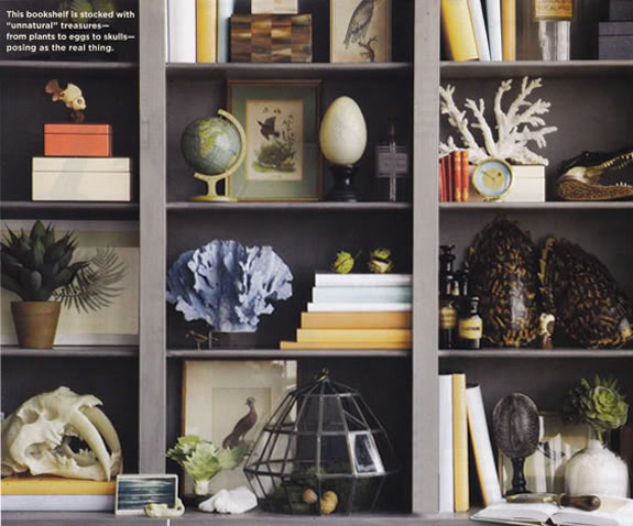 book case accents LGN