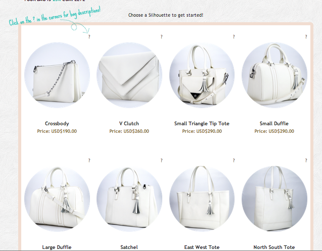 the decorista bag design