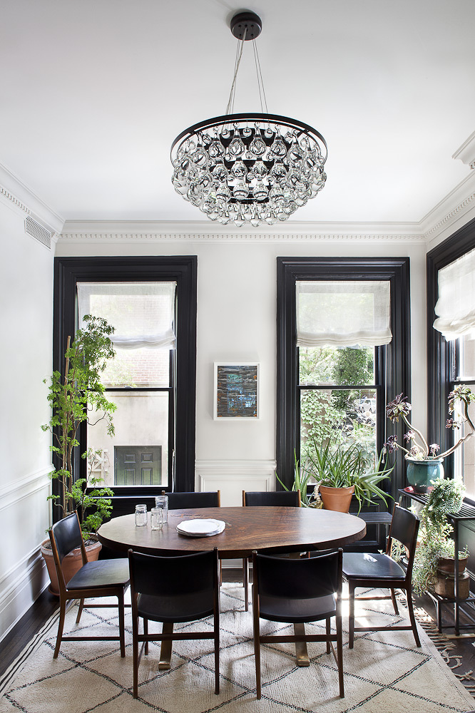 Design Ideas Black Trim White Walls The Decorista