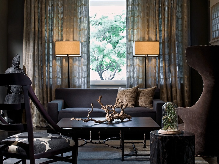 kara mann living room