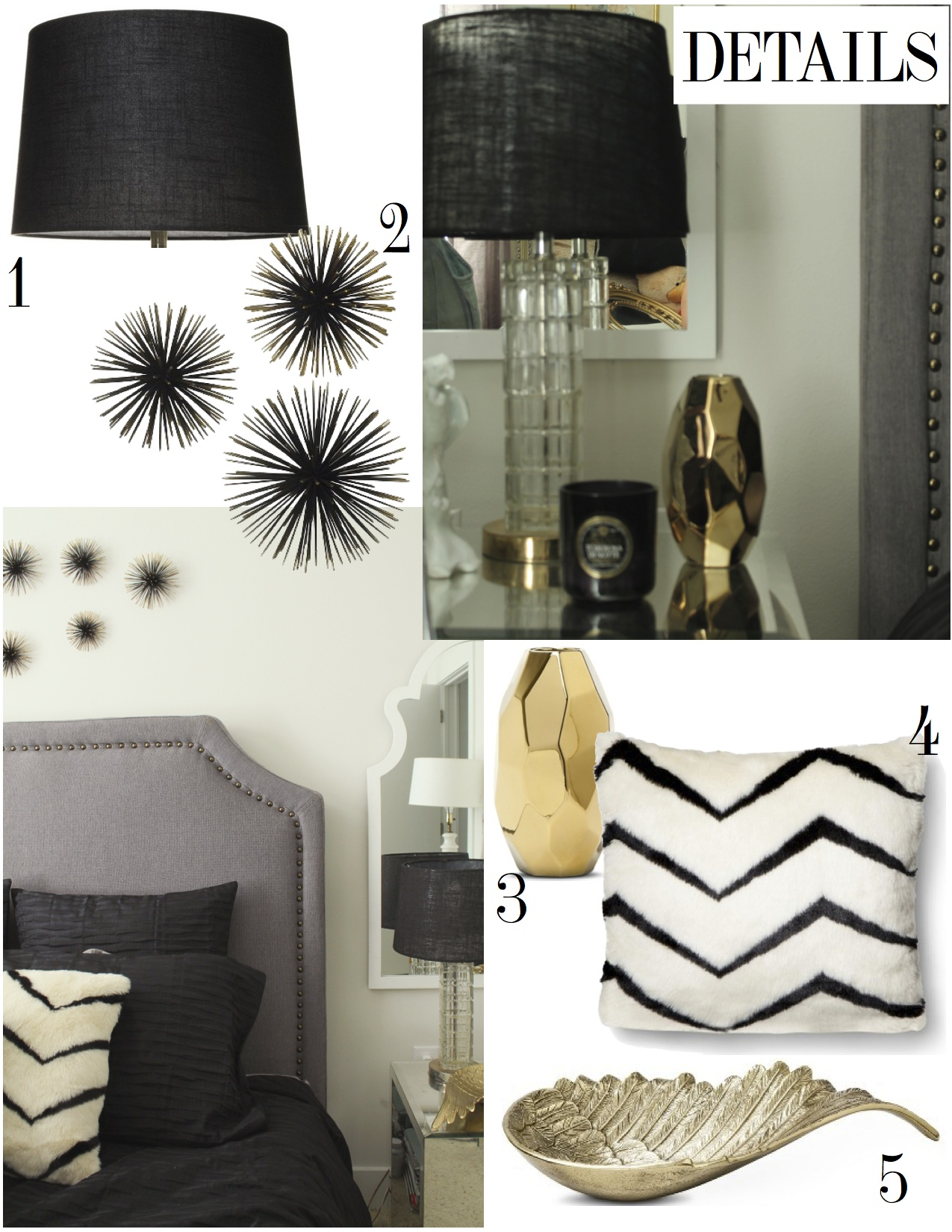 target bedroom. fall bedroom makeover with target e