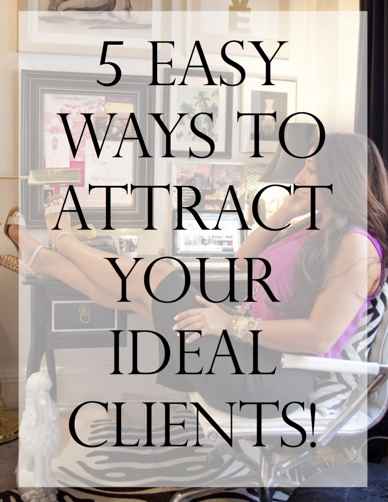 target ideal clients