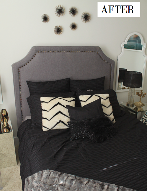the decorista x target bedroom makeover AFTER