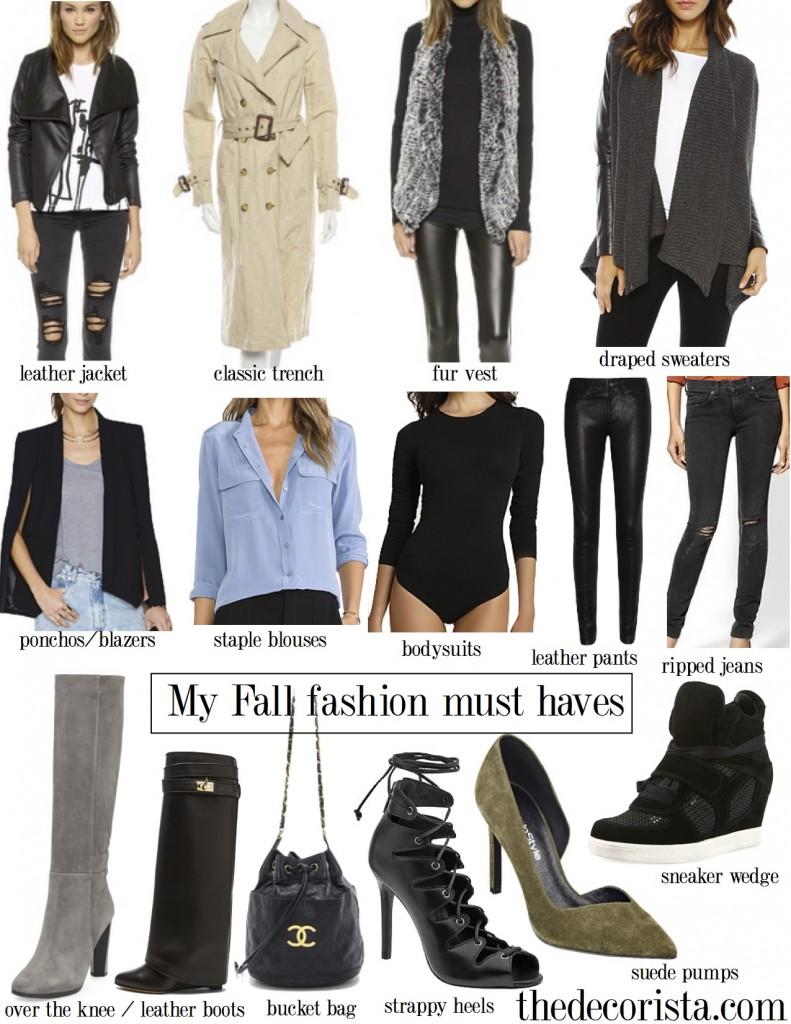 fall fashion round up thedecorista