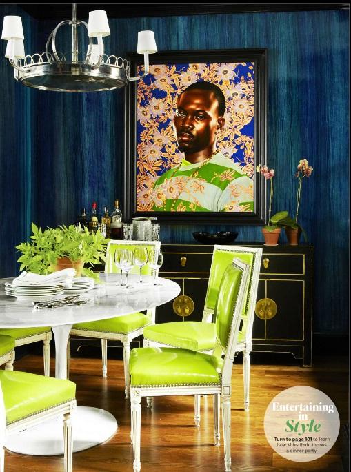 Miles Redd / House Beautiful